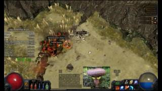 Path of Exile - Any% Normal Witch 1:53:15