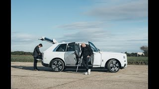 Rolls Royce Cullinan Review - The Most Luxurious SUV in the world? - Premier Sports Solutions
