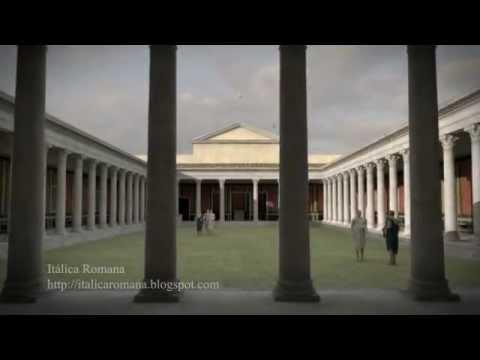 Edificio de Eumachia. Pompeya / Building of Eumachia. Pompeii