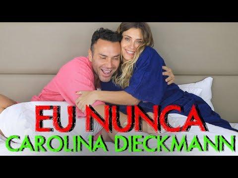 EU NUNCA COM CAROLINA DIECKMANN | #HottelMazzafera
