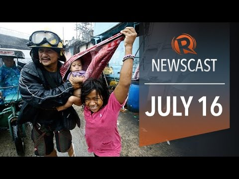 Rappler Newscast: #GlendaPH, Pope Francis on married priests, Vargas arrested
