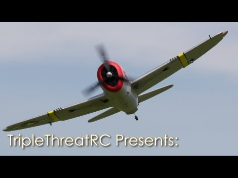 Dynam P-47D Unbox & Review - SN Hobbies