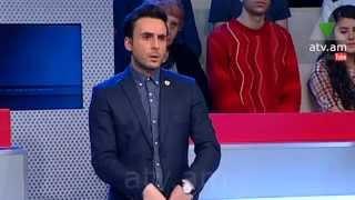 Kisabac Lusamutner - Kareni tvacyal gandzere - 14.05.2014