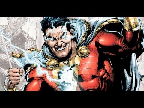AMC Movie Talk - SHAZAM Not A Part Of The DC Cinematic Universe?