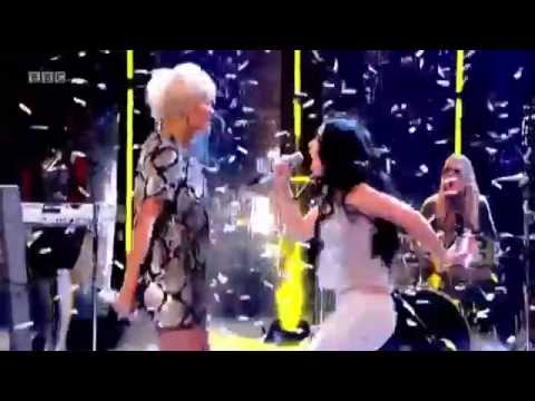 CharliXCX Ft Rita Ora - Doing It Live The Graham Norton Show 13/2/15