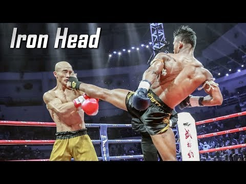 Yi Long's Iron Head Technique Explained