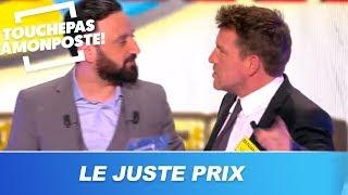 """L'entrée des chroniqueurs version """"Juste Prix"""" pour Philippe Risoli"""