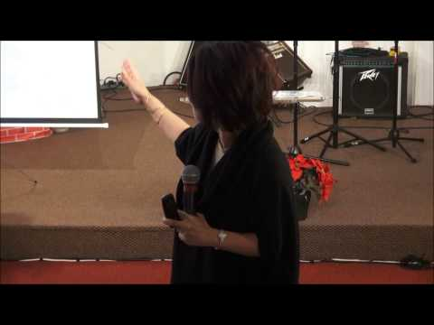 """""""God's Pharmacy"""" with Dr. Elizabeth Subrata at IFGF New York 10/12/2014"""
