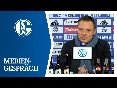 S04-PK vor Hinrunden-Abschluss gegen Hoffenheim