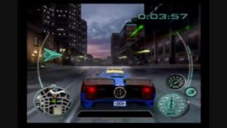 Midnight Club 3: Dodge Viper in race glitch tutorial in HD