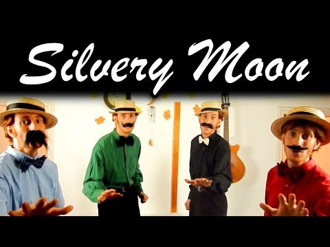 By The Light Of The Silvery Moon - One Man Barbershop Quartet - Trudbol A Cappella