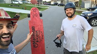 (81.0 MB) Riding my new Long Board with BRC Boards! Mp3
