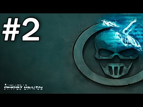 Hour of Power - Ghost Recon Future Soldier Walkthrough / Gameplay Part 2 - Roll Over