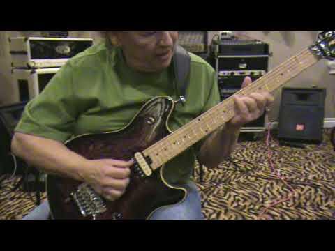 71 year old grandma playing guitar chet atkins snowbird