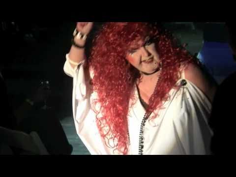 Lily White - Atlanta Backstreet Reunion Party 2 - Jungle Club Gay Atlanta ...