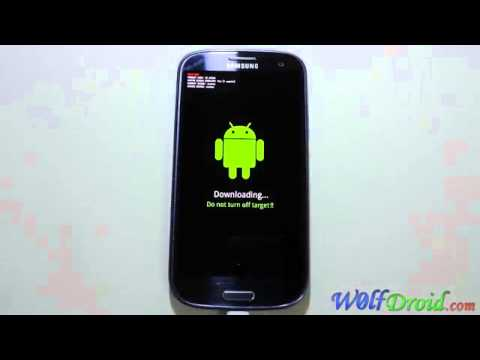 Tutorial   How to Root ANY Ver of Samsung Galaxy S3 SIII   YouTube