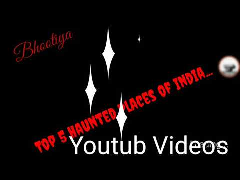 Top 5 Haunted Places Of India II Haunted II India