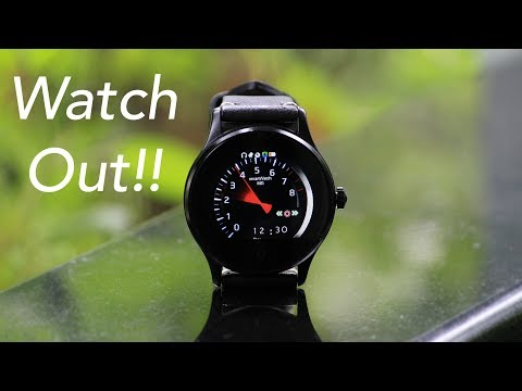 WatchOut - The New Budget Smartwatch (Giveaway)