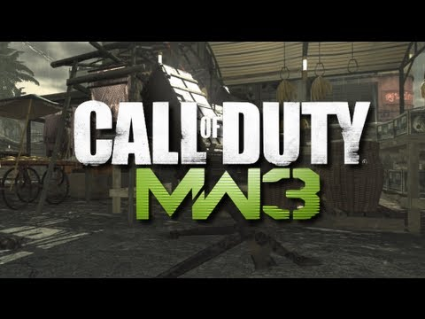 MW3 Sam Turret Kill HILARIOUS!