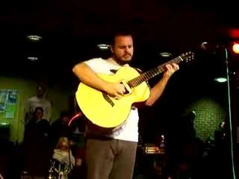 Andy McKee - Heather's Song [Live @ CMU]