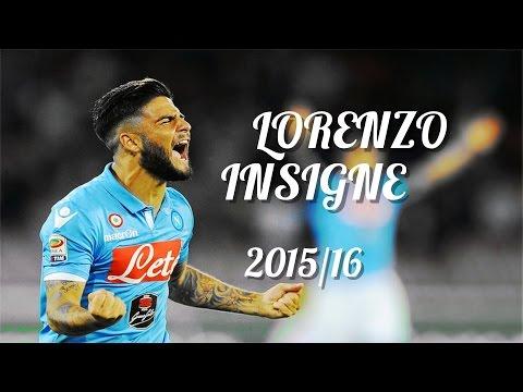 Lorenzo Insigne ► Il Magnifico ● Best Goals & Skills 2015-2016 |SSC NAPOLI| ● [HD]