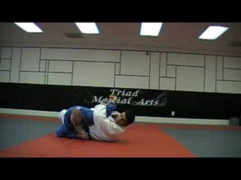 "Sensei Daei: Judo: Kansetsu Waza: Ude Garami: Arm entanglement or ""figure-four"" key lock. Alabama Judo Federation and Triad Martial Arts. Uke, Jui Jitsu inst..."