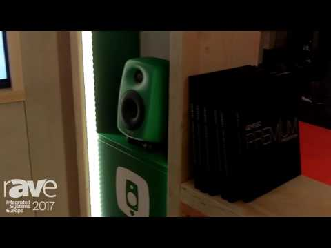ISE 2017: Genelec Shows Off 4000 Series in All Different Colors