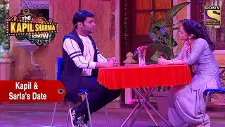 Kapil amp Sarla39s Musical Date - The Kapil Sharma Show