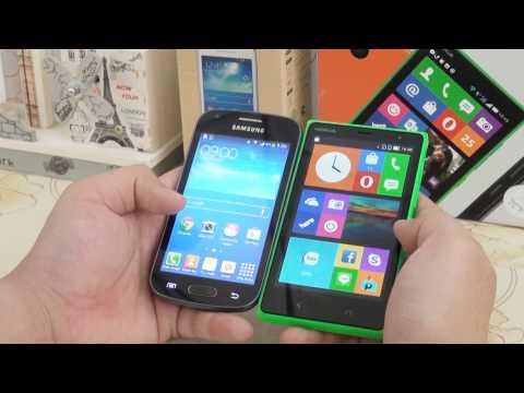So Sánh Nokia X2 và Samsung Galaxy Trend Plus | www.thegioididong.com