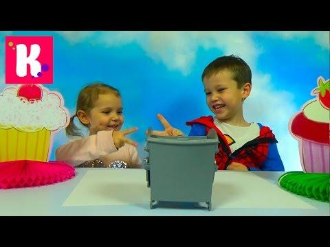 Свитс ЧЕЛЛЕНДЖ от Кати и Макса / Девочки против мальчиков / Квест на машинах
