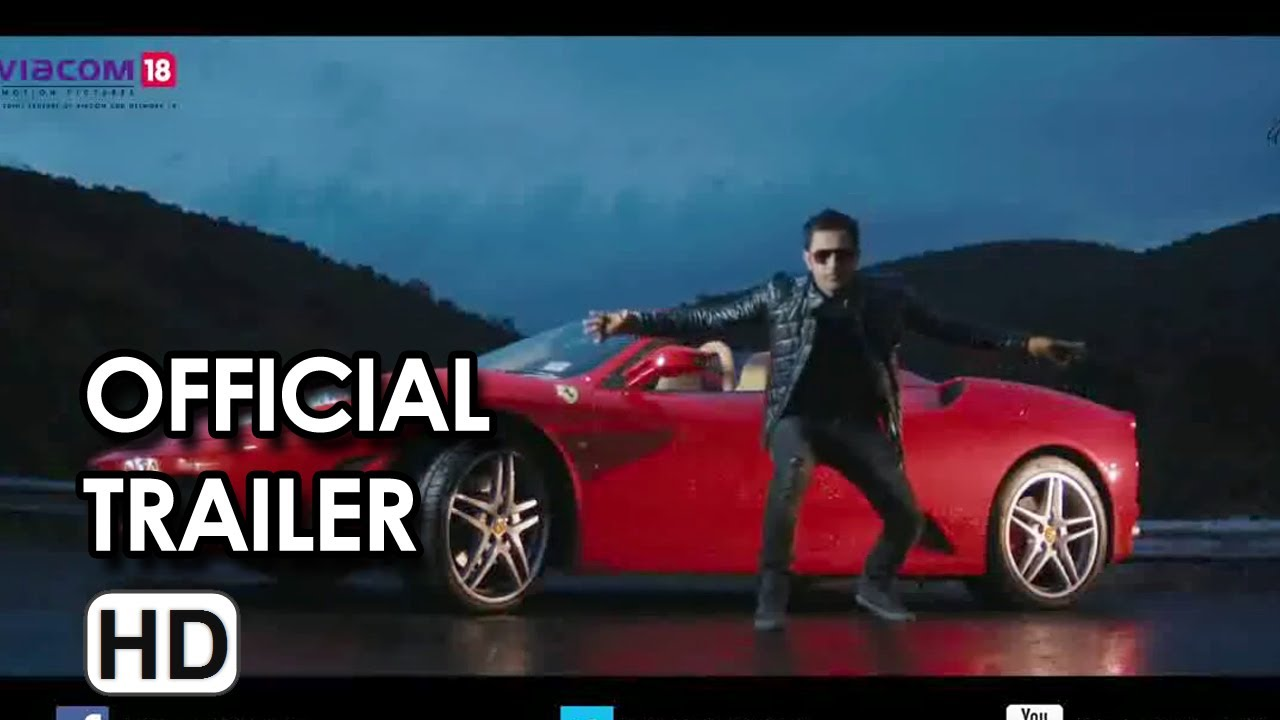 Bha Ji In Problem - Official Trailer (2013) HD