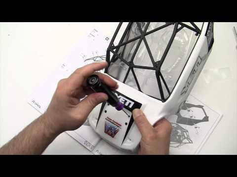 Axial Yeti Build Video #34