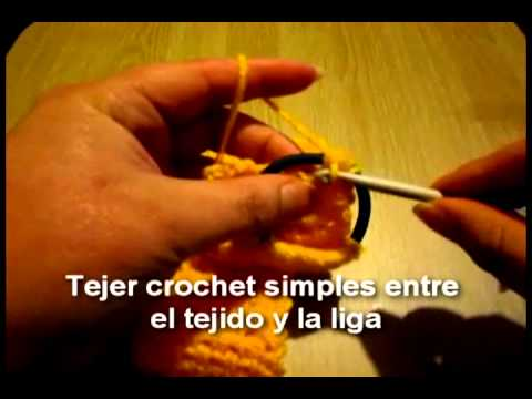 Cintillo (crochet)