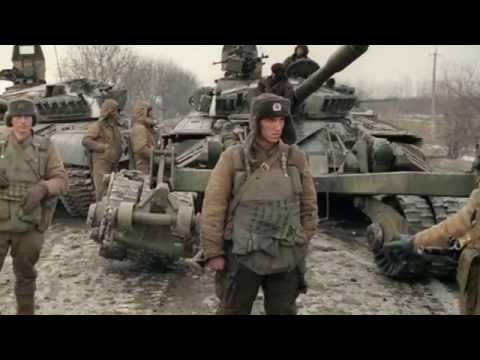 Едут на войну пацаны (Танковые войска)