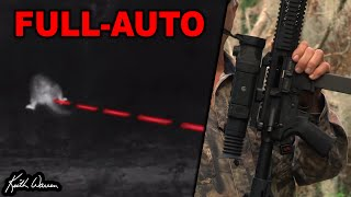 FULL AUTO Hunt with Tracer Bullets | Streak Ammo