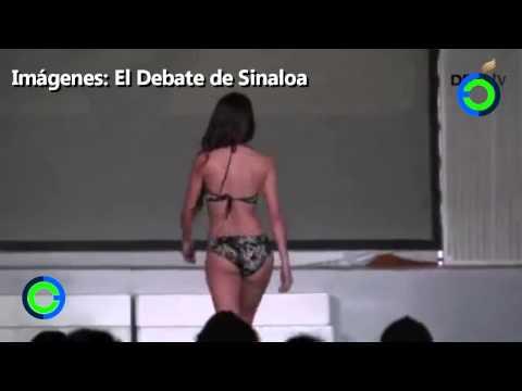María Susana Flores Gómez, Señorita Sinaloa 2012, murió durante un enfrentamiento que se registró en Sinaloa, entre soldados del ejército y presuntos sicario...