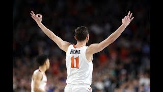 Ty Jerome: 2019 NCAA tournament highlights