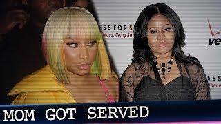 Nicki Minaj's Mom Dragged Into Singer's $50K Lawsuit