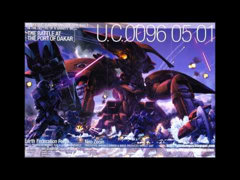 Gundam Unicorn OST-The Battle