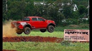 ทดลองขับ Ford Ranger Raptor กระบะบินได้!!! จะคุ้มไหม ?...กับราคาค่าตัว 1.699 ล้านบาท !!!