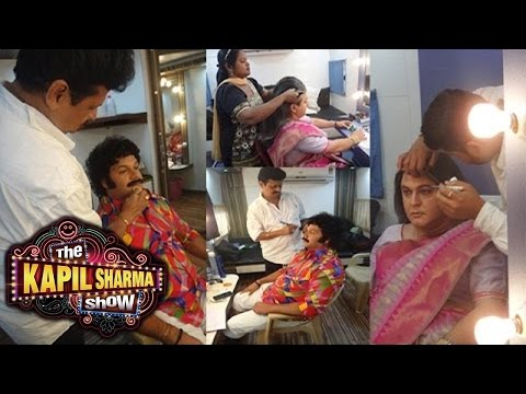 The Kapil Sharma Show Behind The Scenes WATCH How Kapil's Team Get READY thumbnail