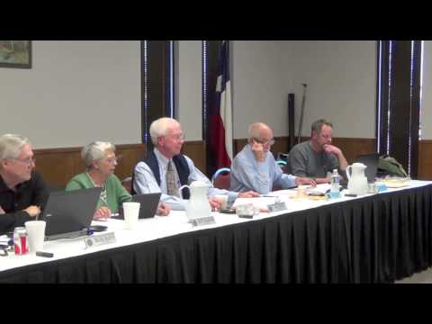 2-13-14 Weatherford College Board of Trustees Meeting
