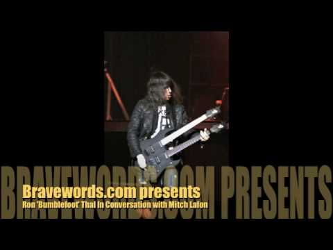 GUNS 'N ROSES - Ron 'Bumblefoot' Thal - BW&BK 2010 interview Part 1