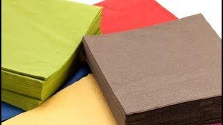 Производство бумажных салфеток как бизнес идея