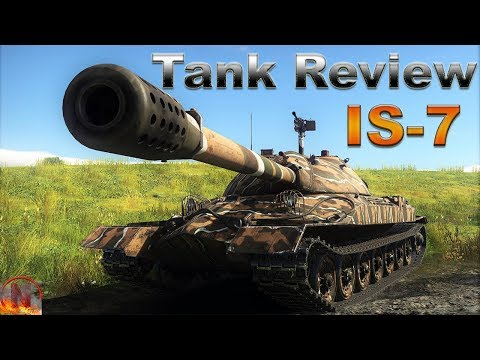 WT || IS-7 - Tank Review thumbnail