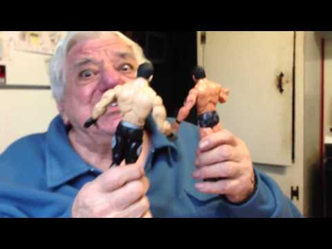 UNCENSORED SUPERPOP: Plays with TNA Impact deluxe figures GTS WRESTLING style