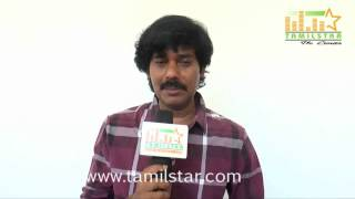 Natarajan Subramaniam At Puli Movie Press Meet