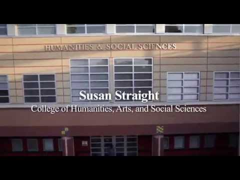 UCR: Our Favorite Faculty - Susan Straight and Rebecca Paredes