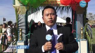 Hmong Report: Oroville Hmong New Year 2016-2017 Oct 13 2016