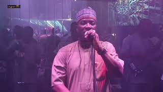 K1 DE ULTIMATE PERFORMS CLASSIC FUJI SONGS AT QUILOX LAST NIGHT